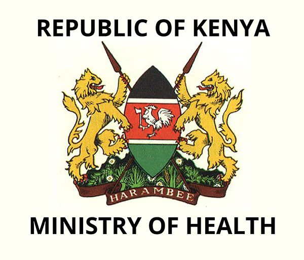 Partner logo for Kenyan Ministry of Health