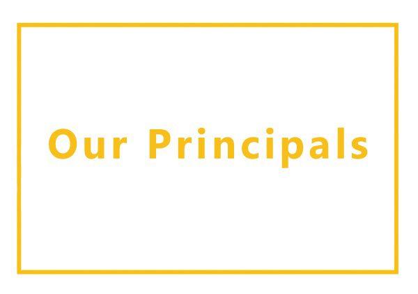 our principals